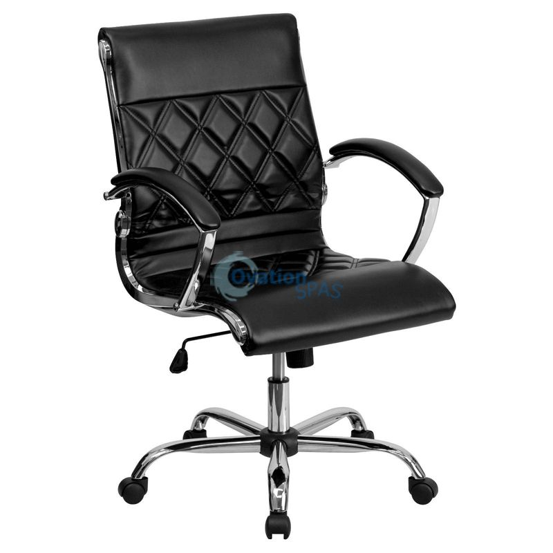 Employee Chair F (Black)