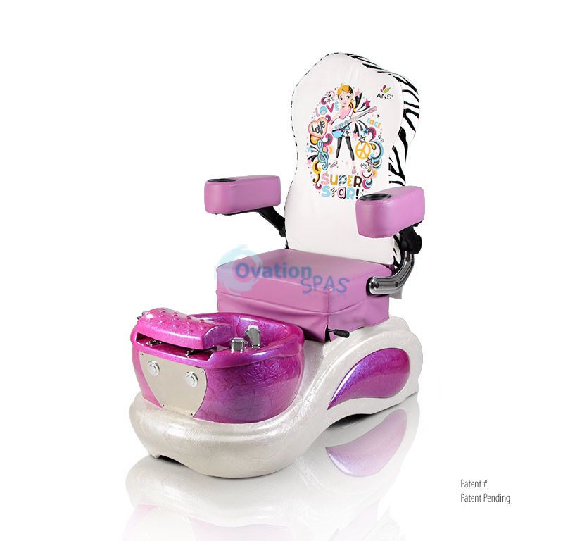 Princess #1 Kid Pedicure Spa Chair