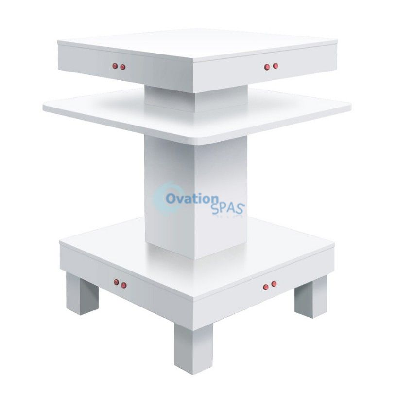ND11 Nail Dryer Table - White