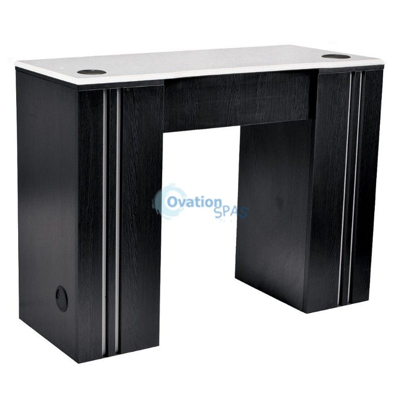 NM905 Nail Table - Black / White