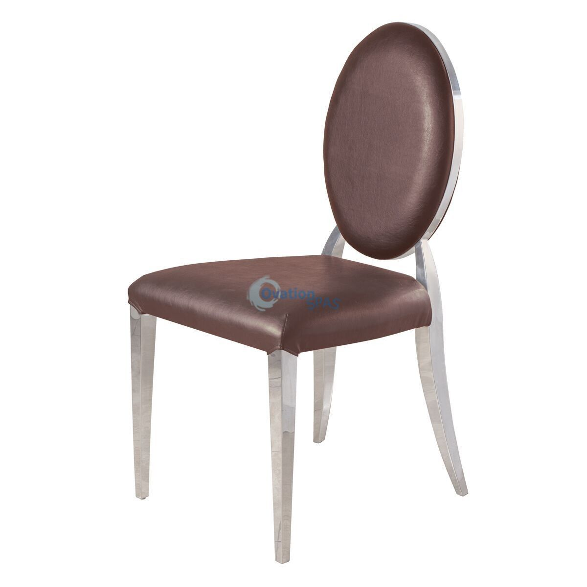 Waiting Chair 8030 - Chocolate