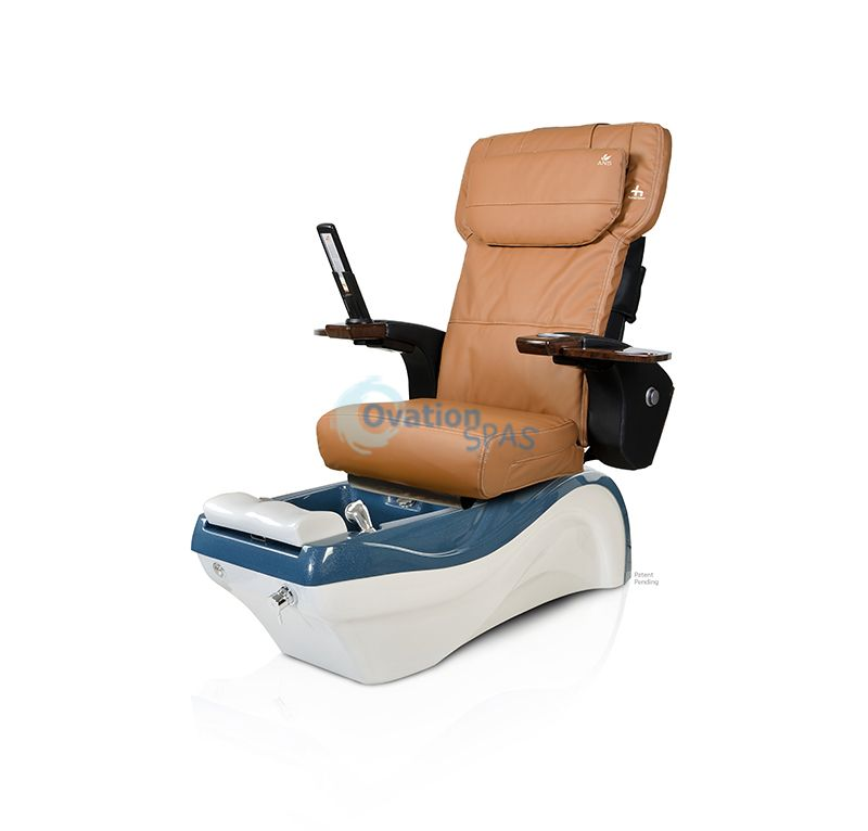 Triple Lounge Pedicure Bench