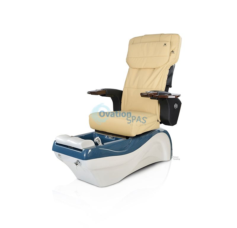 Ovation Triple Lounge®  Spa Pedicure Bench