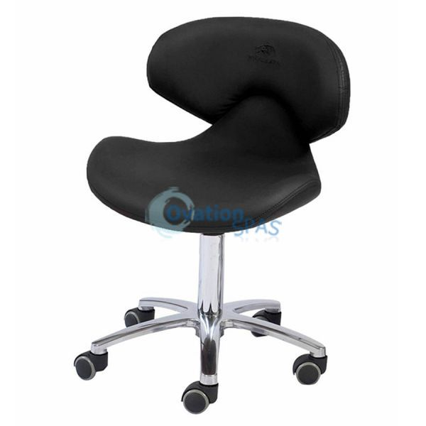 Employee Chair SC-1001 (Black)