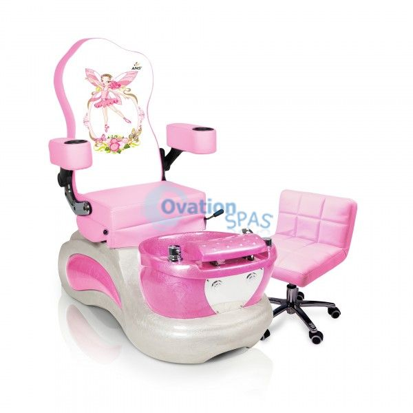 ... Princess #2 Kid Pedicure Spa Chair ...