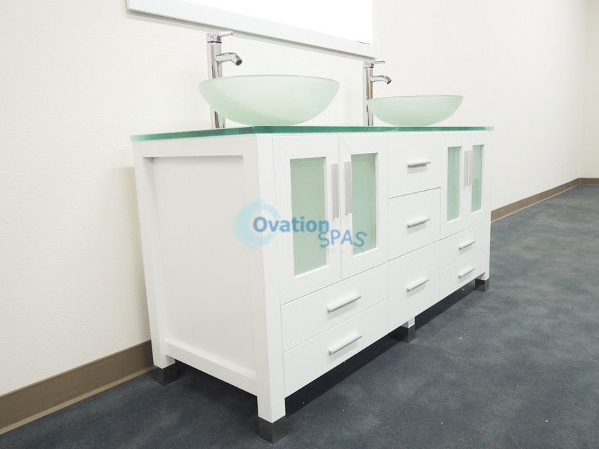 OS - Contemporary Double Sink #C