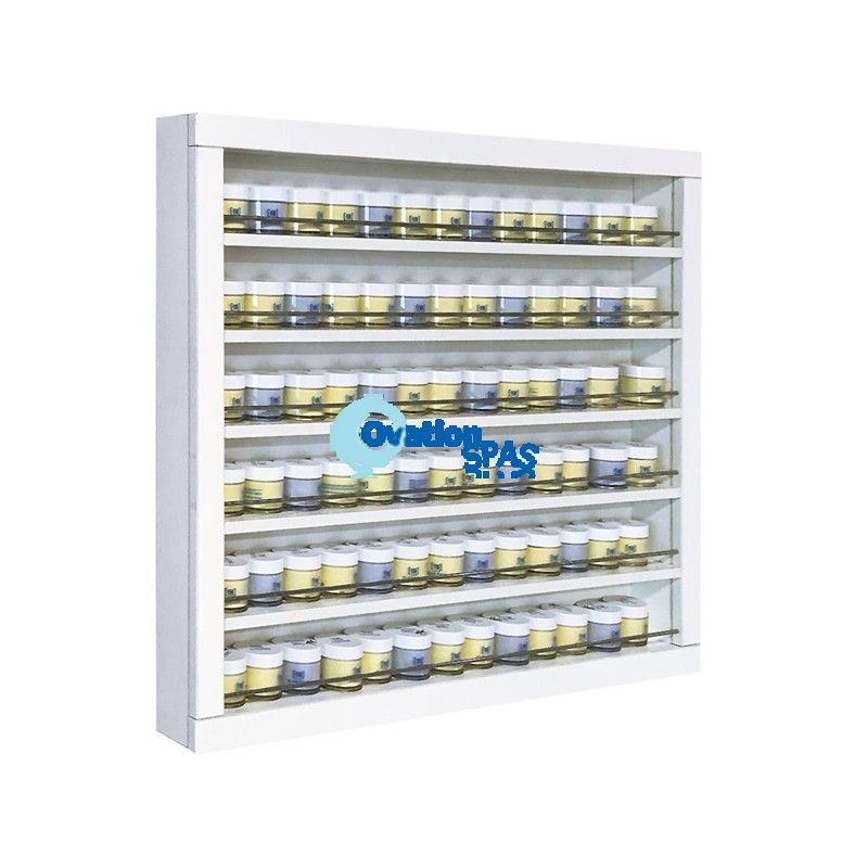 PC04 Powder Rack