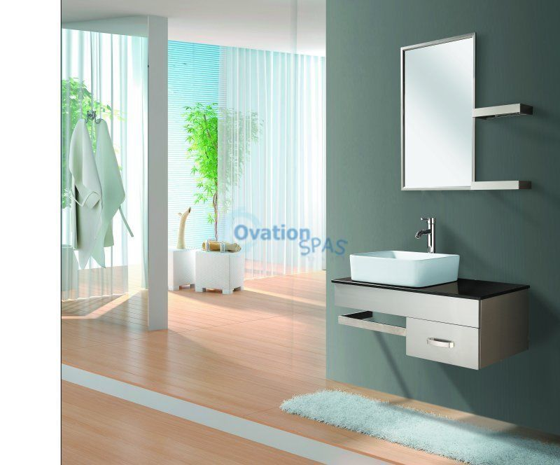 """OS - Wall Mounted 36"""" Sink #L"""