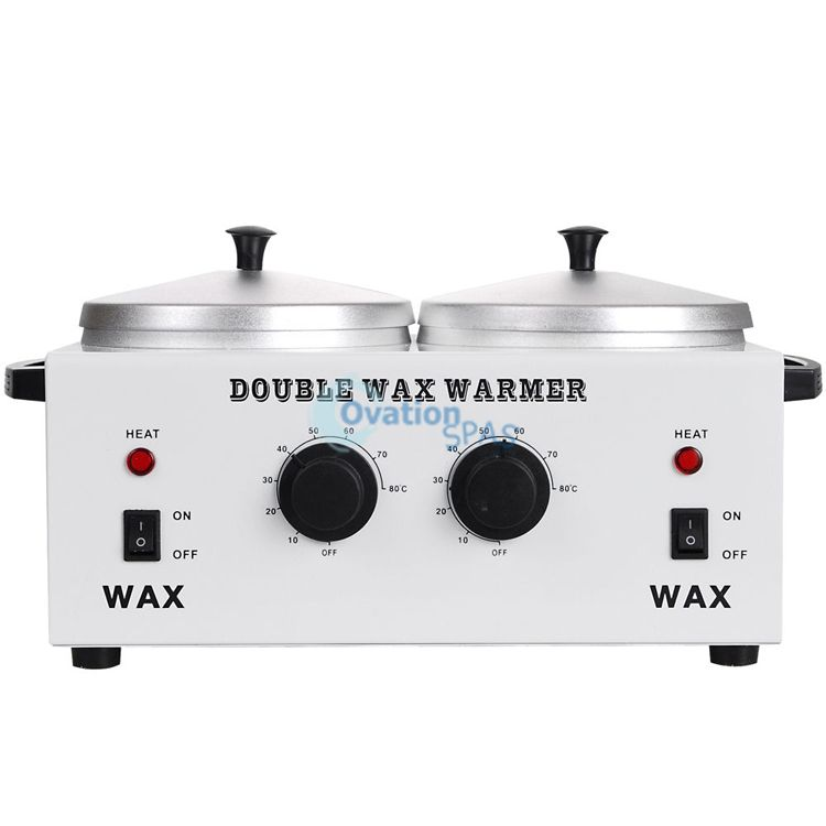 OS - Double Wax Warmer #A