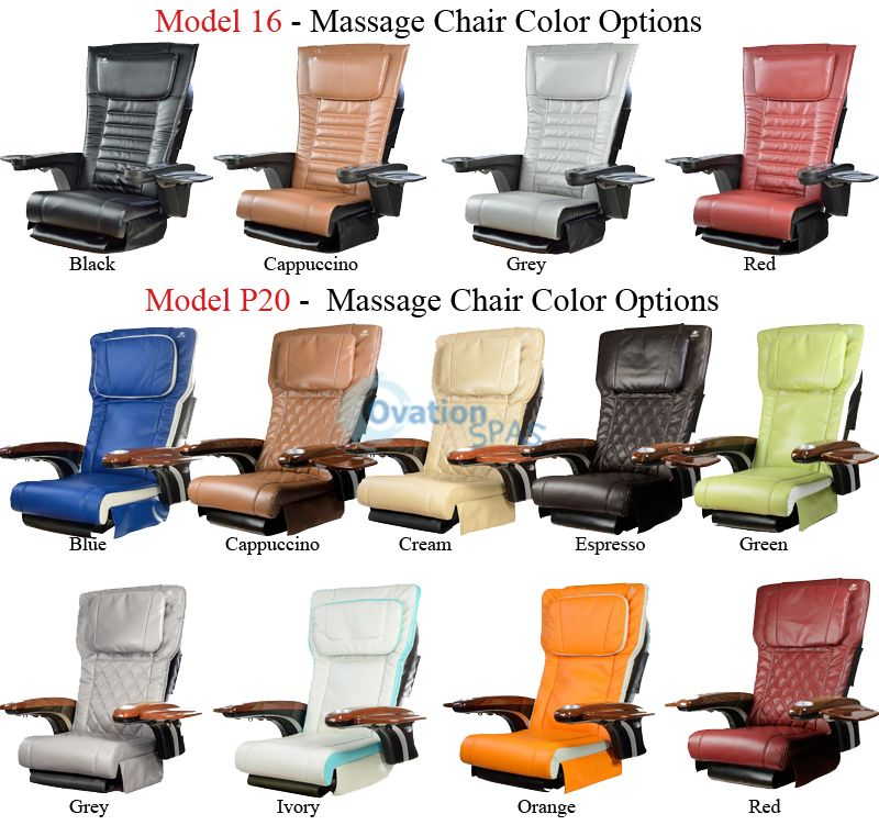 Felicity Pedicure Spa Chair