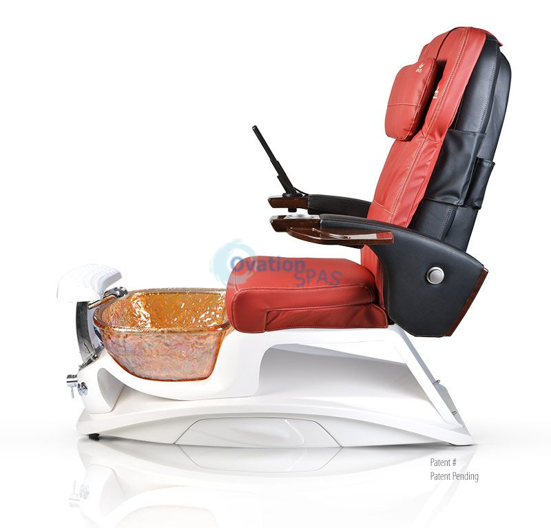 Argento 245 Pedicure Spa Chair
