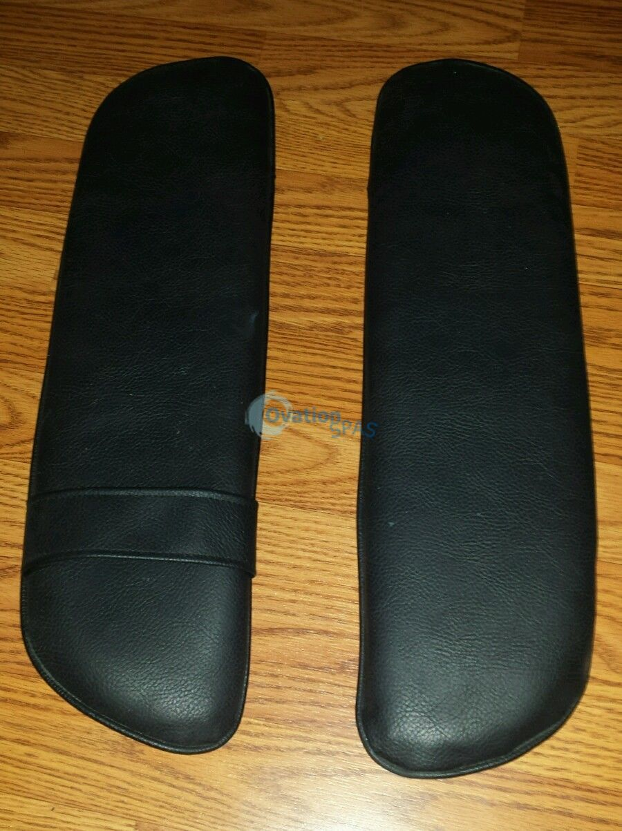 European Touch Pedicure Massage Chair Solace Arm Rest Pads (USED)