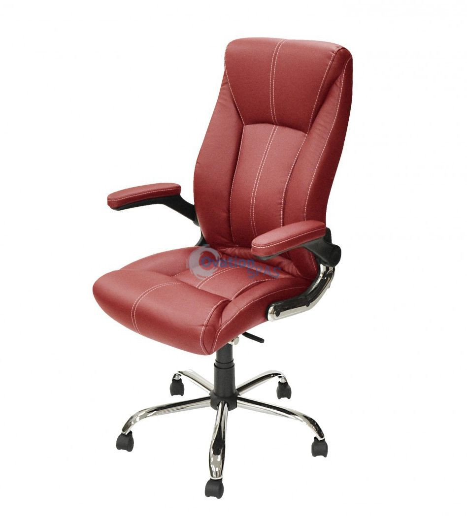 Avion Customer Chair (Burgundy)