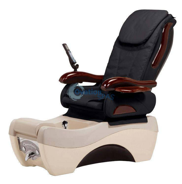 Free Polish Rack with Pedicure Chair PR#1  sc 1 st  Ovation Spas : reclining spa chair - islam-shia.org