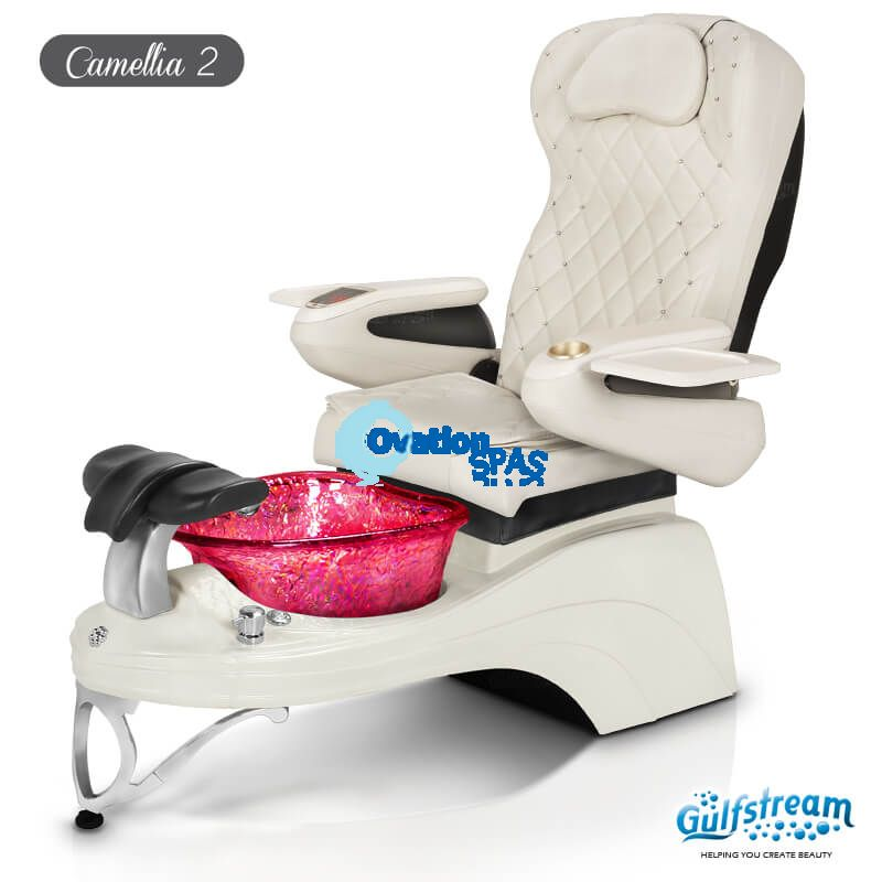 Camellia 2 Pedicure Chair