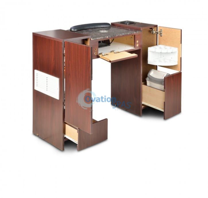 Centrifuge Dustless Manicure Table