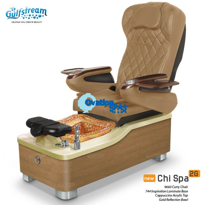 Air Ventilation - Chi 2G Pedicure Spa