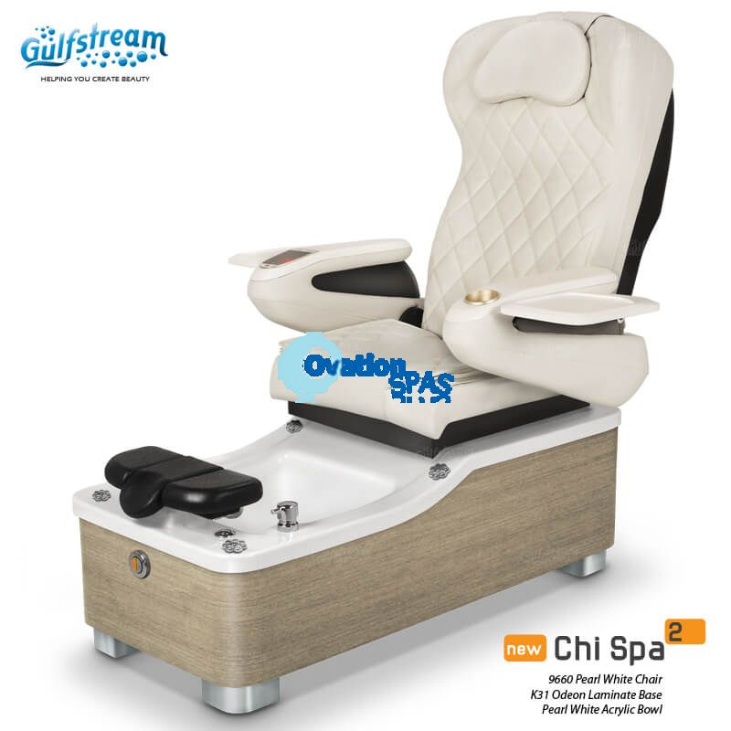 Air Ventilation - Chi 2 Pedicure Spa