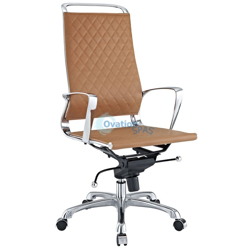 Customer Chair Nodway (Tan)