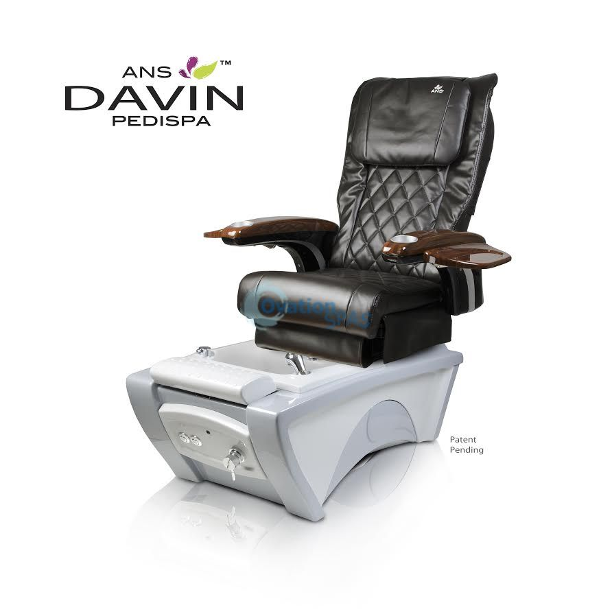 Davin Pedicure Chair
