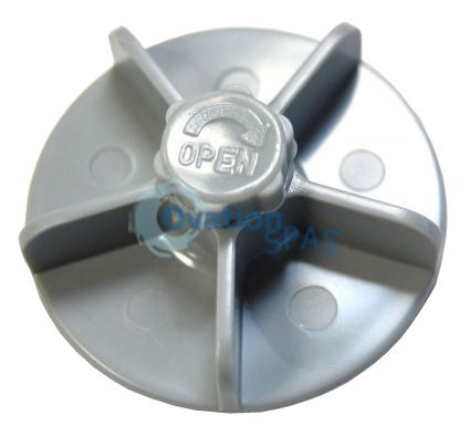 DuraJet III Impeller w/ Center Pin