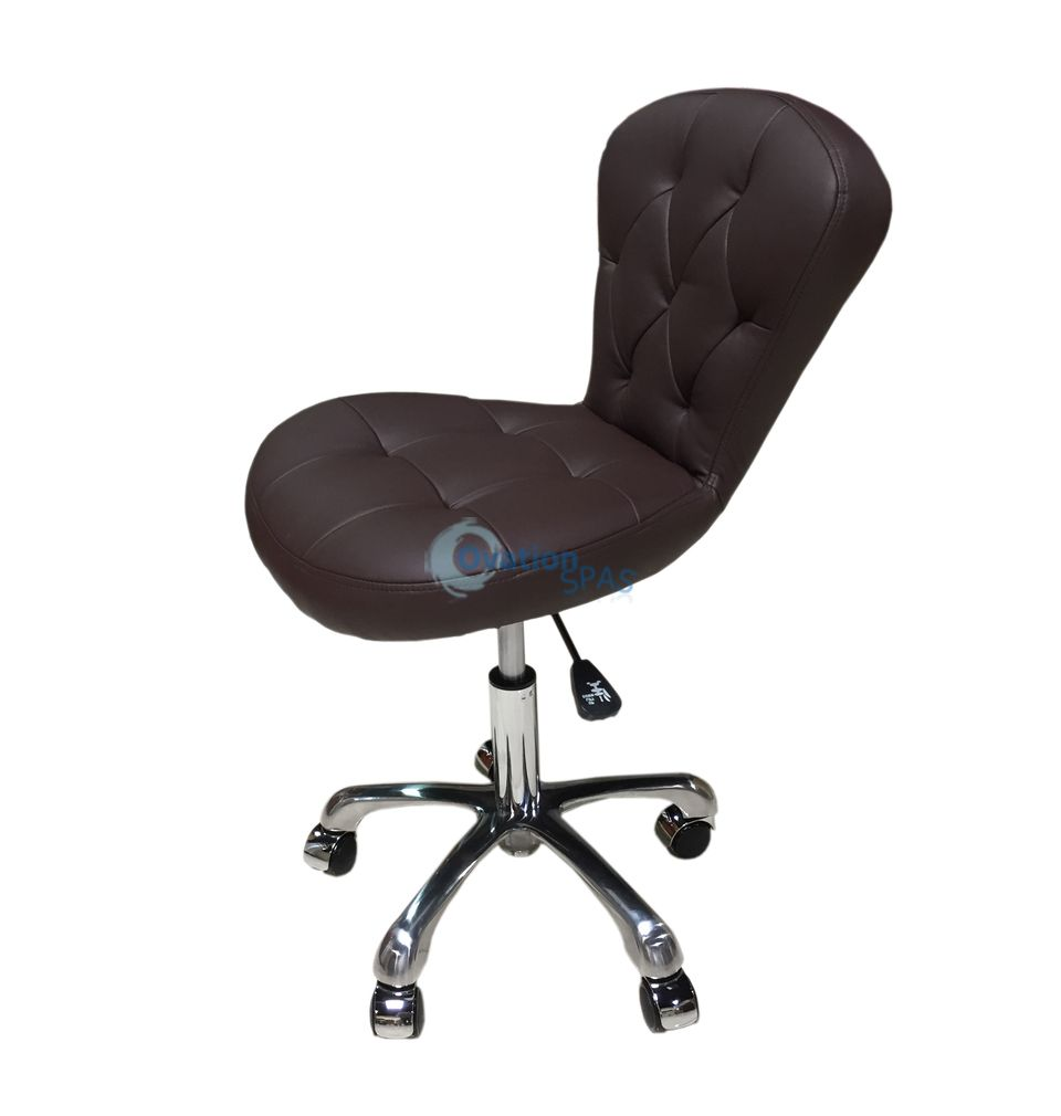 Employee Chair (Chocolate Color)