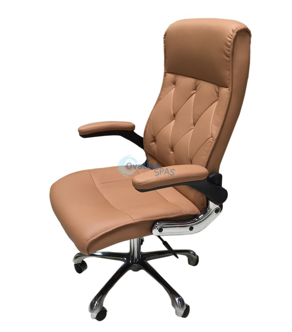 Customer Chair (Cappuccino Color)