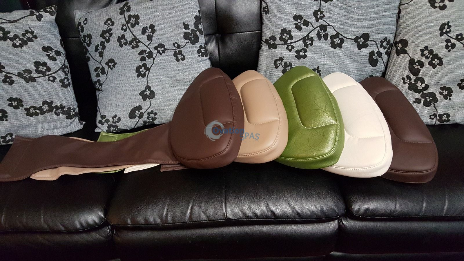 European Touch Massage Chair Headrest