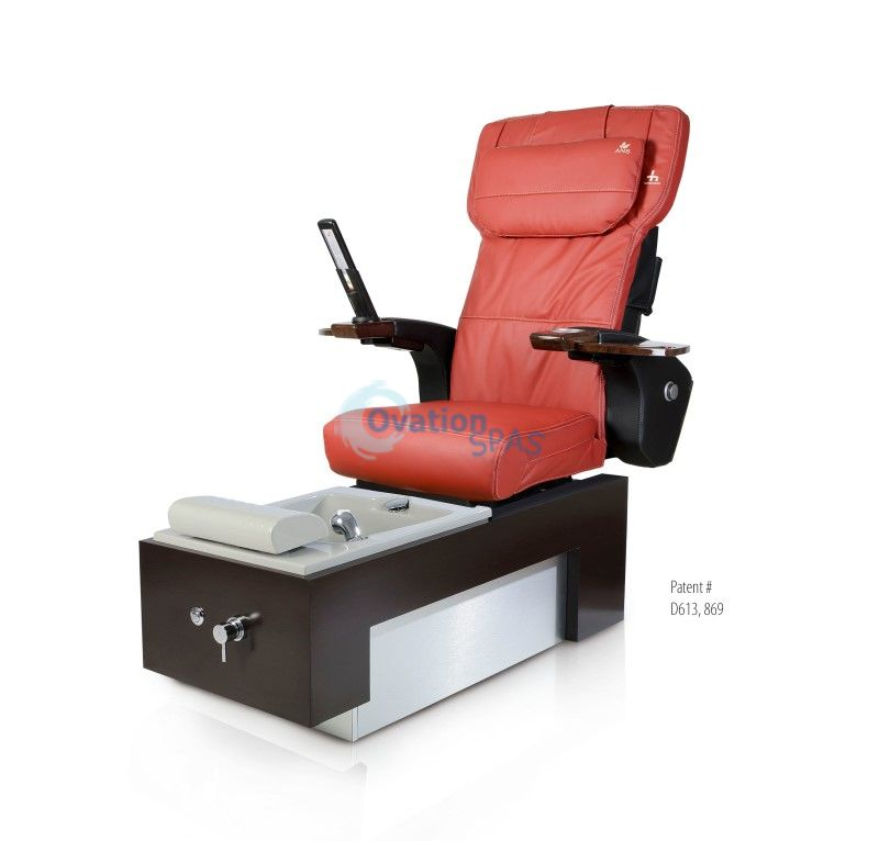 Exhaust Vent - Ion 245 Pedicure Spa Chair