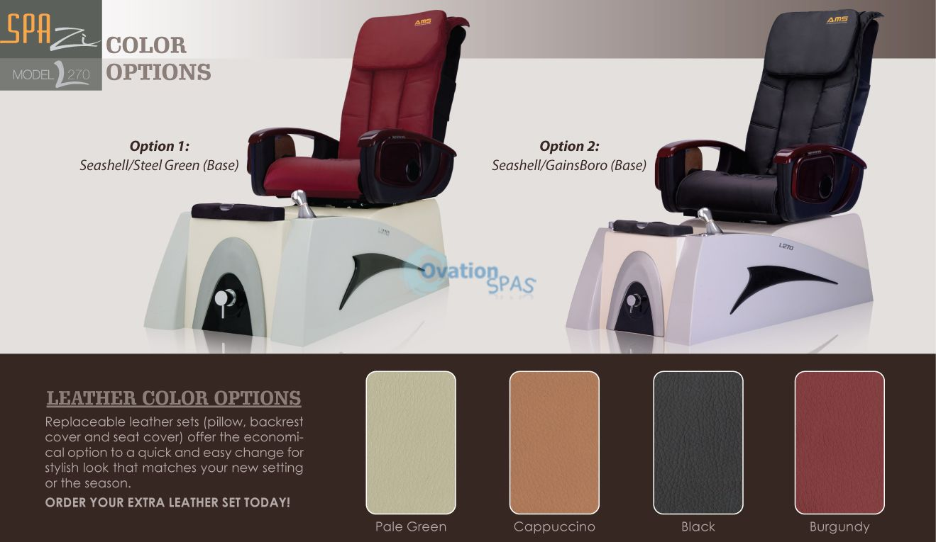 L270 Pedicure Spa Chair