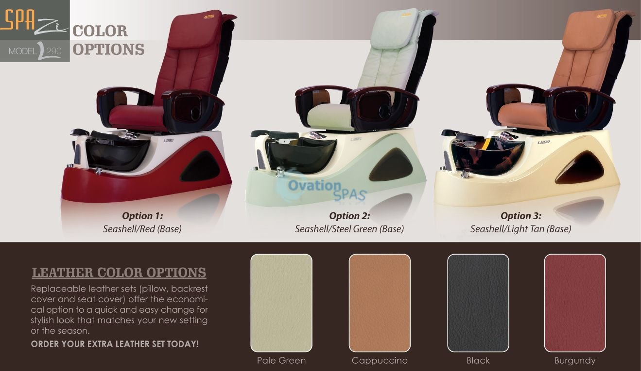 L290 Pedicure Spa Chair