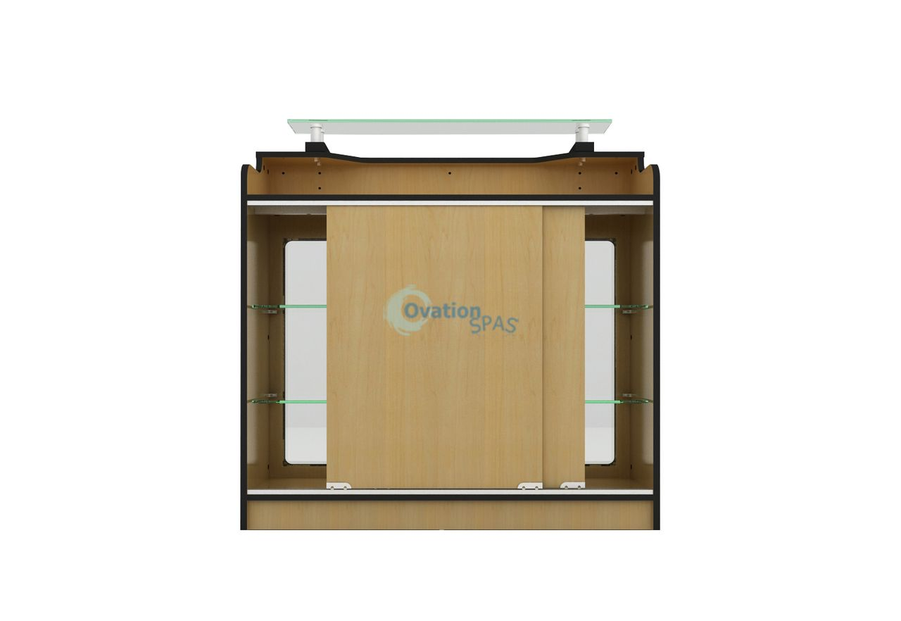 Berkeley Display Reception Desk
