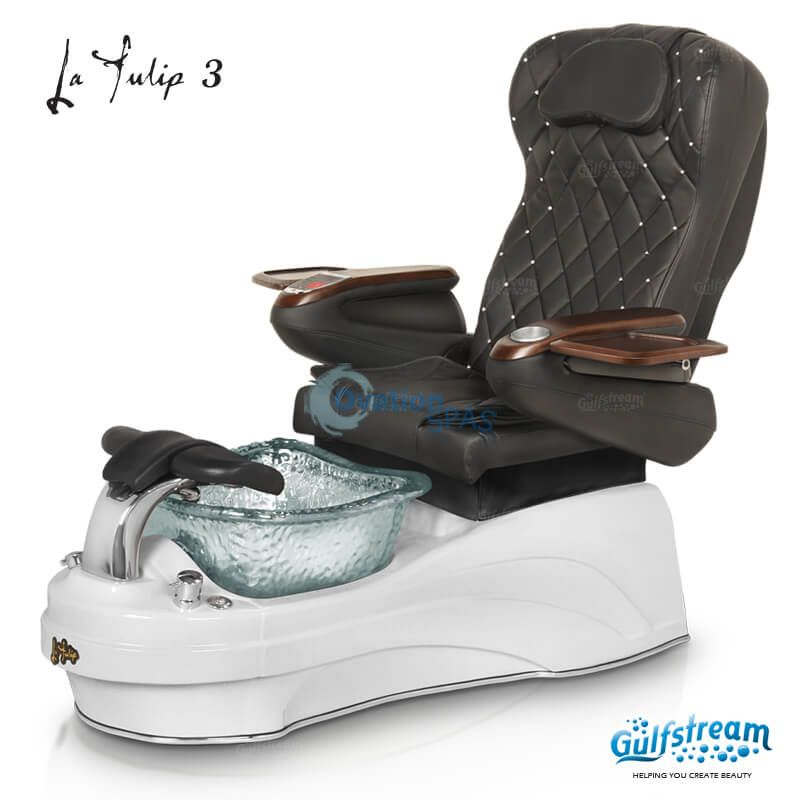 La Tulip 3 Air Vent Pedicure Chair