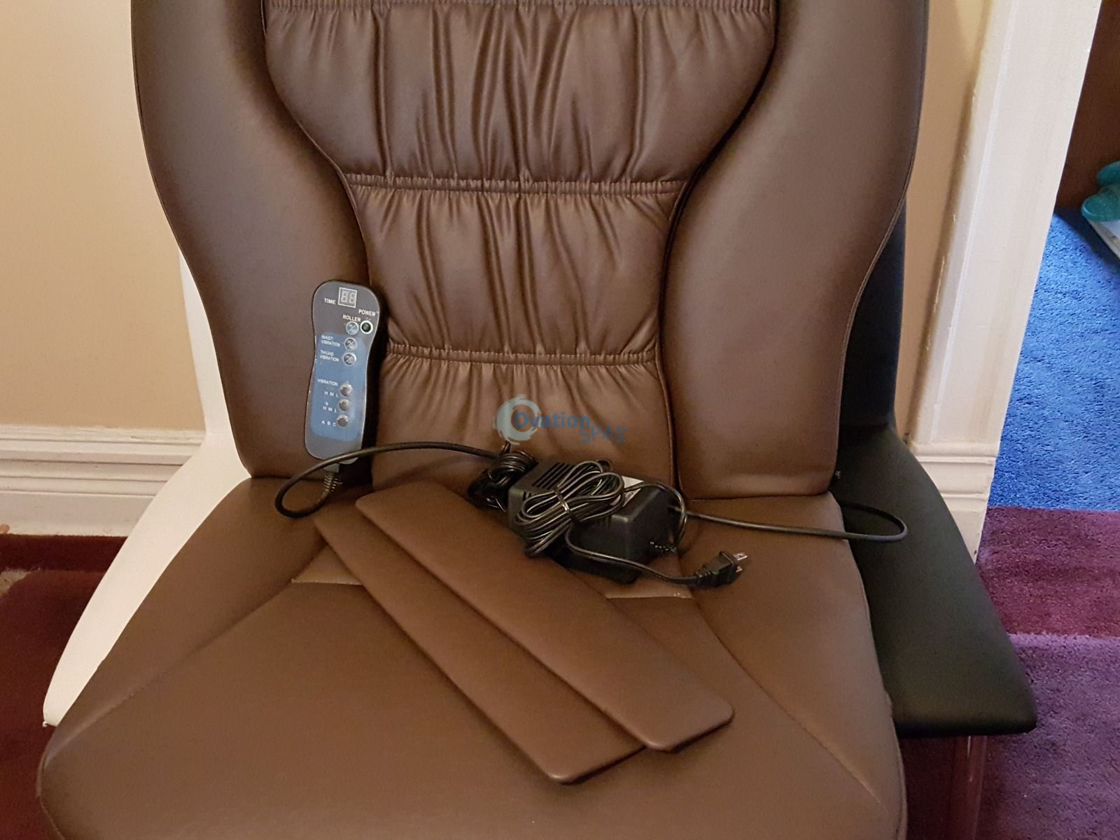 European Touch Tuscany Pedicure Leather Set