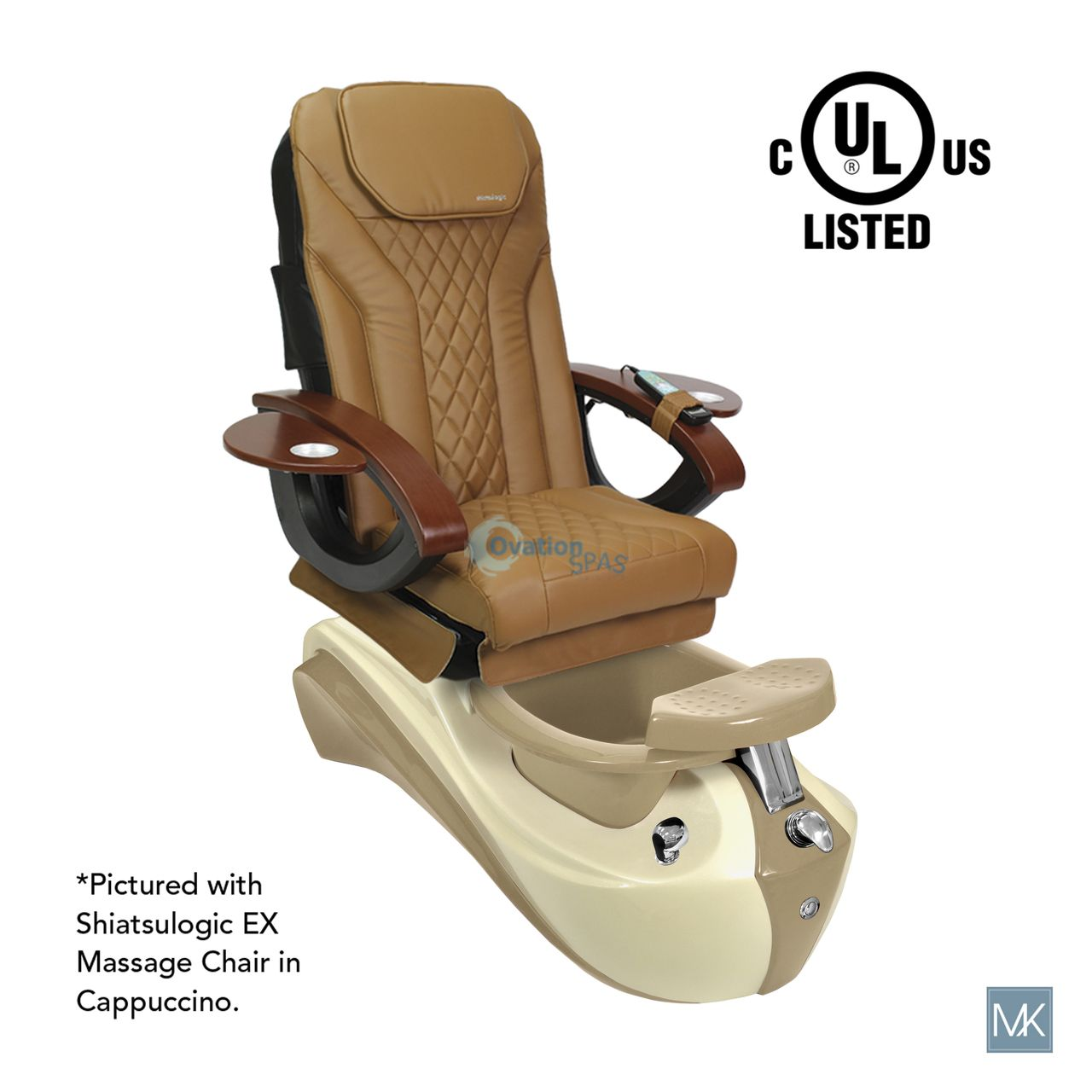 Lotus Pedicure Chair
