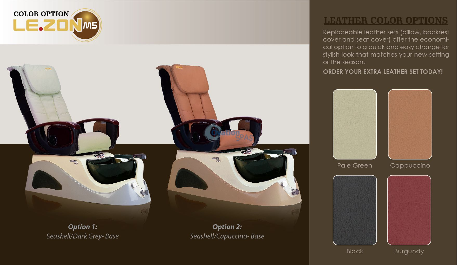 M5 Pedicure Spa Chair