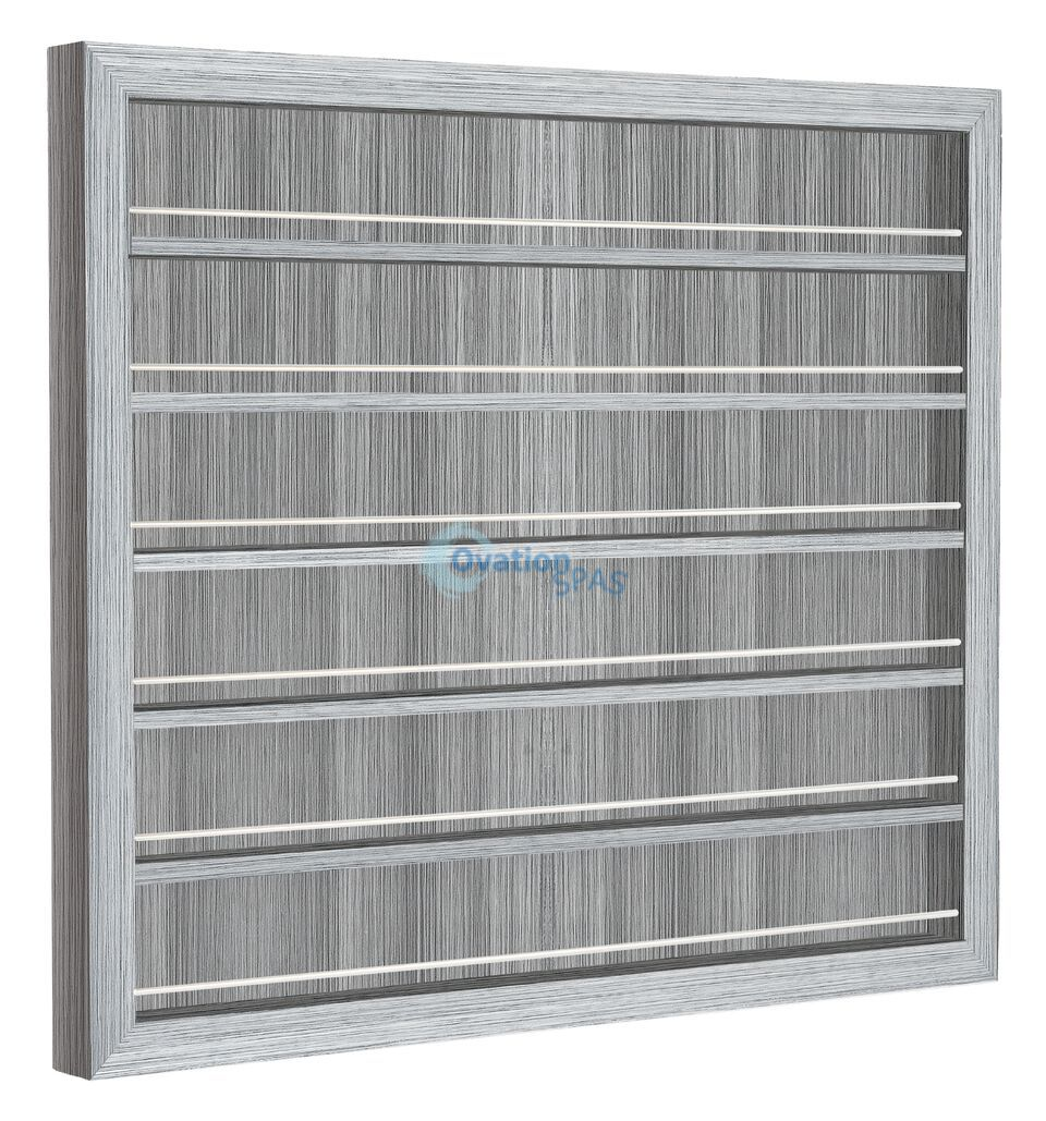PC03 Polish Rack - Grey
