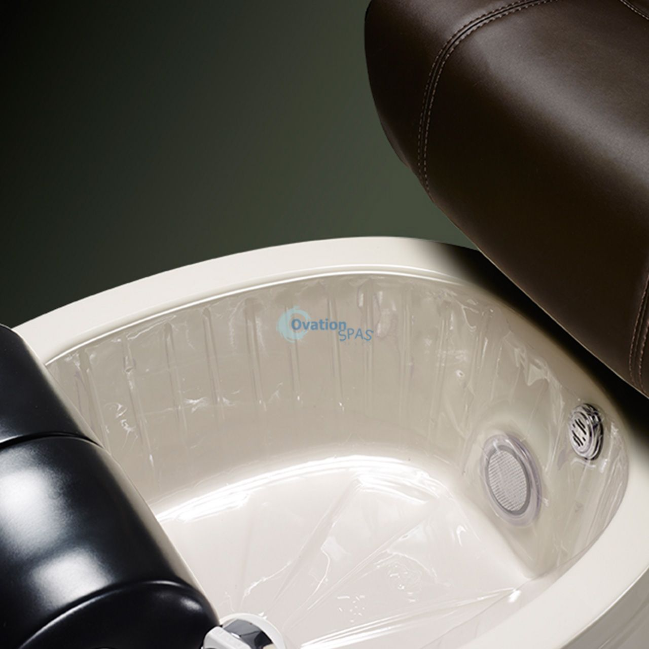 J&A Pacific® AX Pedicure Spa Chair