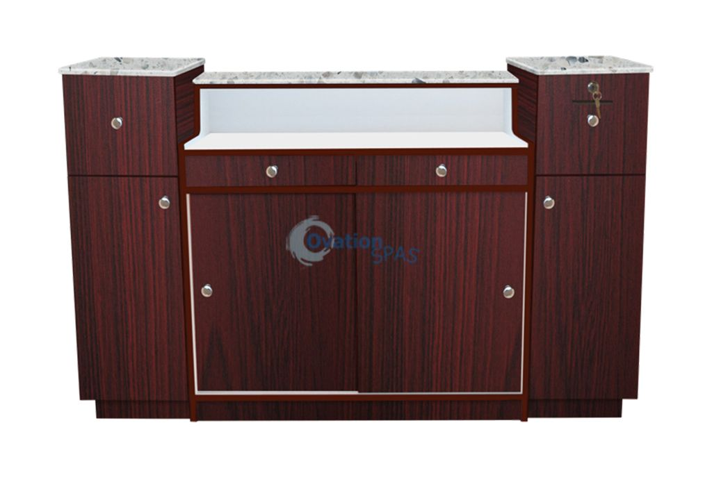 Verona™ Reception Desk