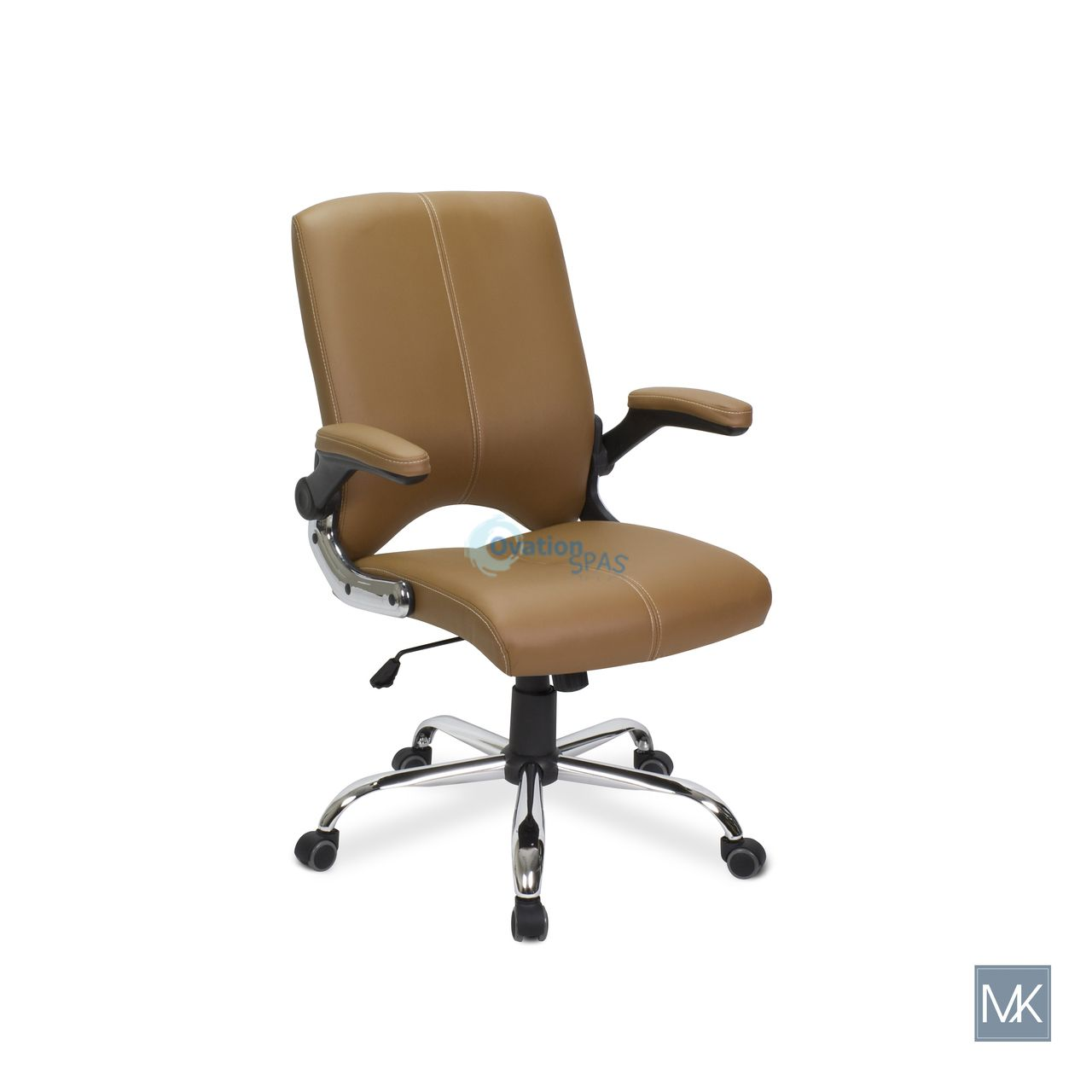 Versa Customer Chair (Cappuccino)