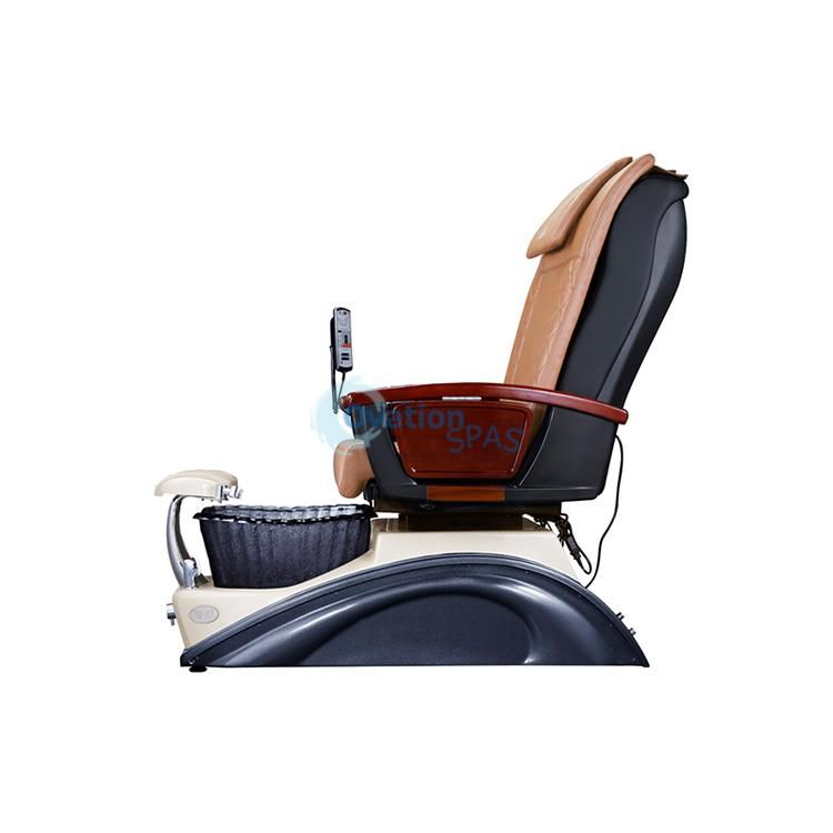 IQ A3 Smoky Spa Pedicure