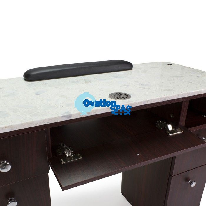 Avon Manicure Table UV with Vent Pipe