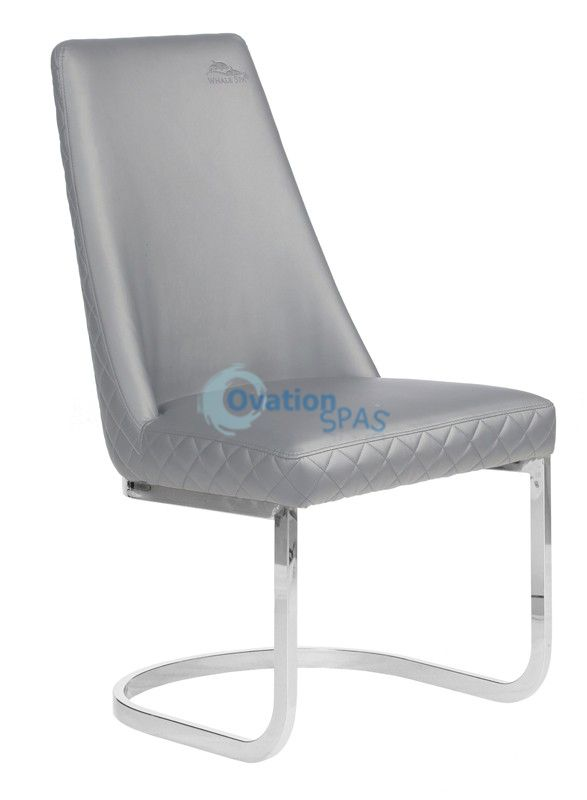 Customer Chair Grey Diamond 8109