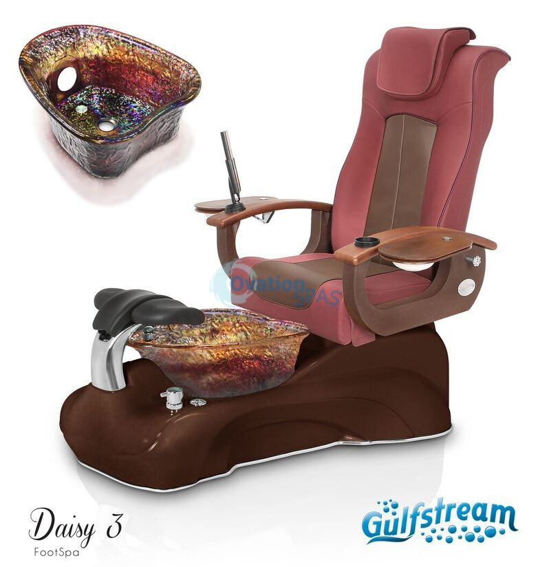 GS Daisy 3 Air Vent Pedicure Spa