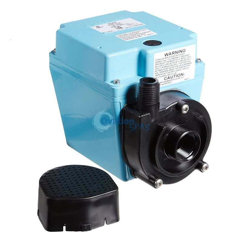 Pedicure Spa Discharge Pump