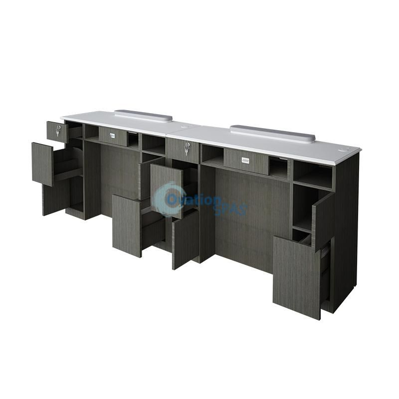 NS1 Nail Table / Bar (Package of 2 Station)