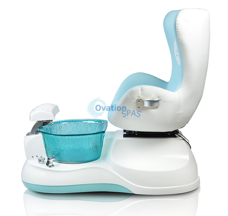 Kid 2 Pedicure Chair (Light Blue)