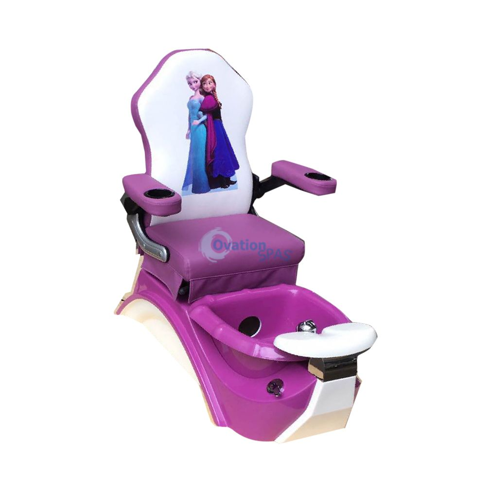 Princess #9 Kid Pedicure Spa Chair