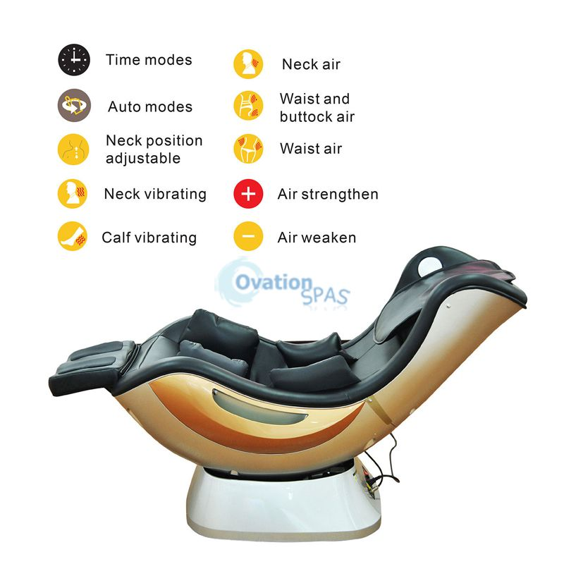 Ovation Zero-C with Portable Spa