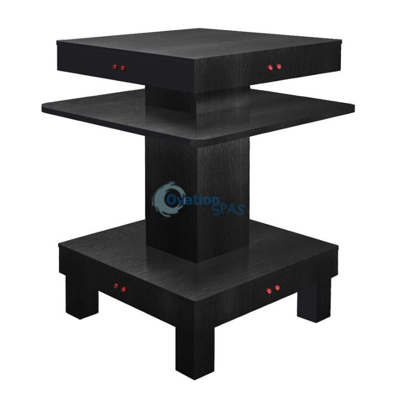ND11 Nail Dryer Table - Black